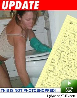 Kelli Lassen's letter