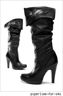 jessica simpson's boots