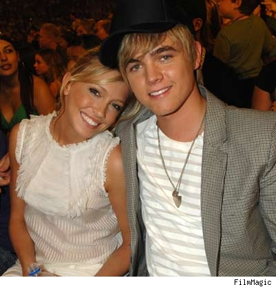 Katie Casside and Jesse McCartney