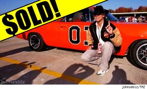 "Dukes of Hazzard"" Car Sells for Almost $10 Million | TMZ.com"