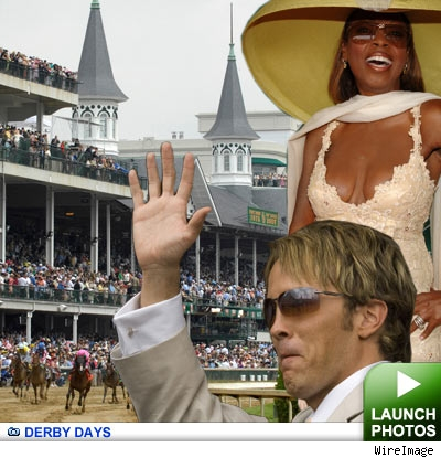 Kentucky Derby Gallery: Click to launch photos