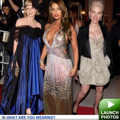 Kirsten Dunst, Jessica Simpson, Scarlett Johansson