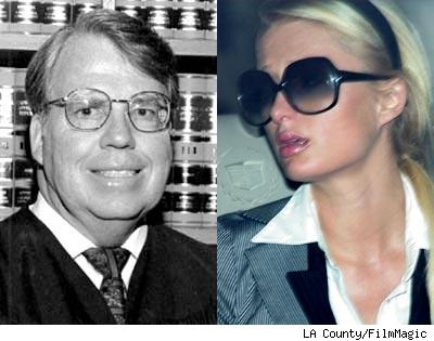 Judge Sauer - Paris Hilton