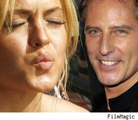 Lindsay Lohan & Doug Wilson