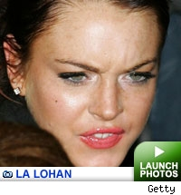 Lindsay Lohan: Click to launch