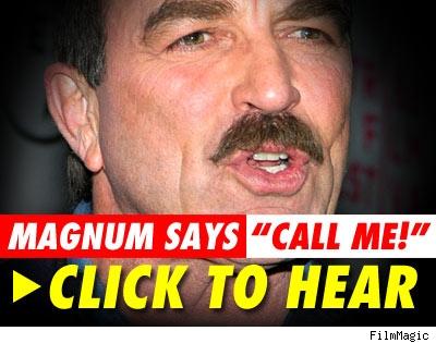 Magnum PI: click to listen