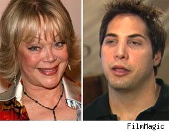 Candy Spelling, Joe Francis