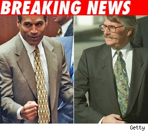 OJ Simpson, Fred Goldman