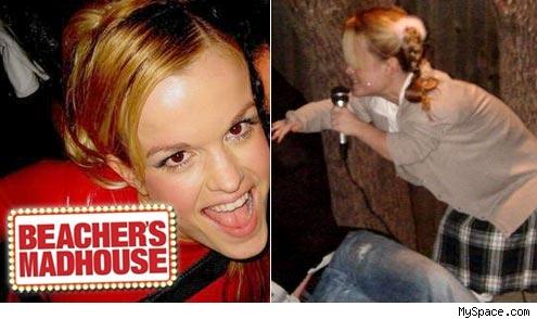 Mini Britney Spears, Beacher's Madhouse