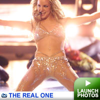 Britney Spears: Click to launch gallery