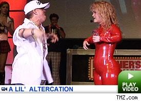 Mini K-Fed & Mini Britney: Click to watch