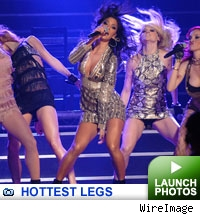 Hollywood's Hottest Legs gallery: Click to launch photos