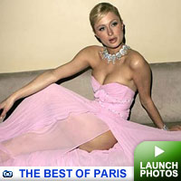 Paris Hilton gallery: click to launch photos
