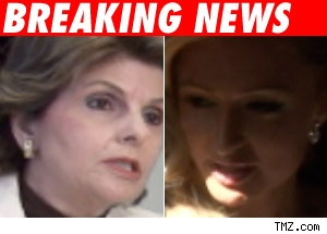 Gloria Allred, Paris Hilton