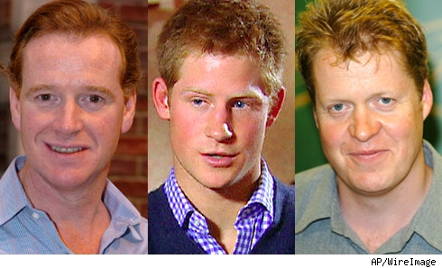 prince harry charles son. James Hewitt, Prince Harry,
