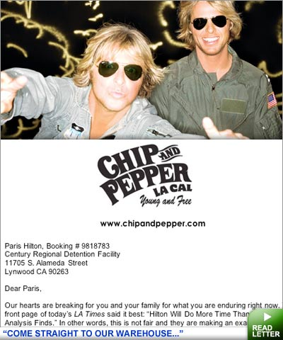 Chip and Pepper -- Click to Read!