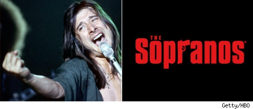Steve Perry and Sopranos