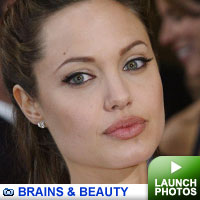 Angelina Jolie gallery: click to launch photos