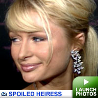 Paris Hilton gallery:click to launch photos