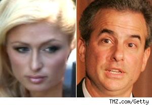 Paris Hilton, Jack Weiss