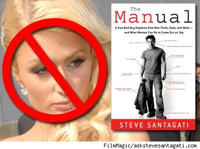 Steve Sntagati Paris Hilton