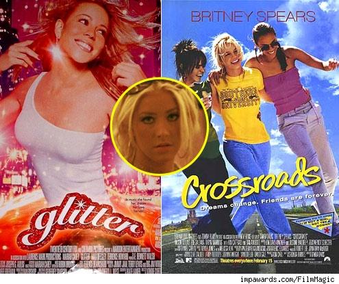 Glitter, Crossroads, Christina Aguilera