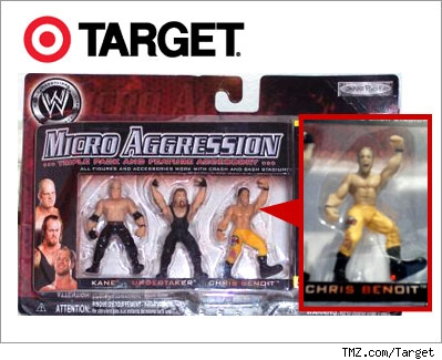 Target and Chris Benoit