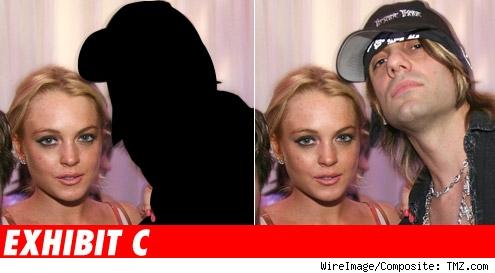 Lindsay Lohan, Criss Angel
