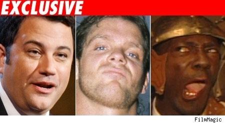 Jimmy Kimmel, Chris Benoit, Flavor Flav