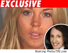 Lindsay Lohan. Blair Berk