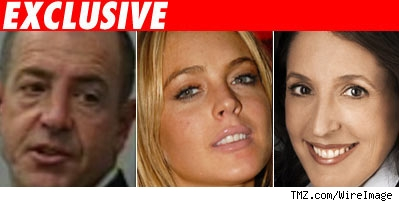 Michael Lohan, Lindsay Lohan, Blair Berk