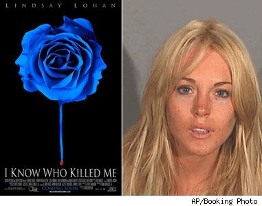 I Know Who Killed Me/ Lindsay Lohan