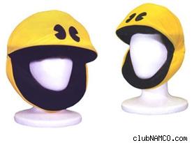 PAC-MAN Plush Heads