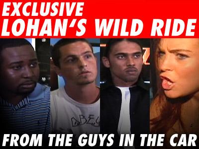 Lindsay's Wild Ride!