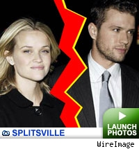 Hollywood is Splitsville -- Click to Launch