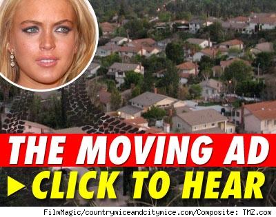 Lindsay Lohan: Click to hear!
