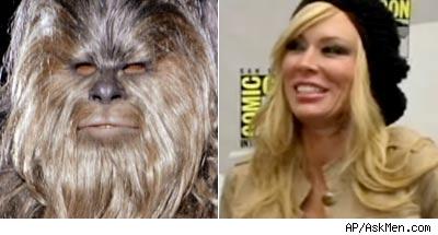 Chewbacca, Jenna Jameson