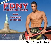 FDNY Firefighters Calendar