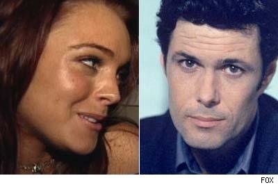 Lindsay Lohan, Carlos Bernard