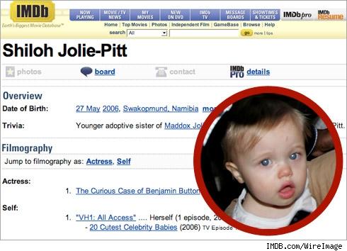 Shiloh Jolie-Pitt