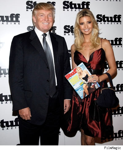 donald trump young pictures. Donald and Ivanka Trump