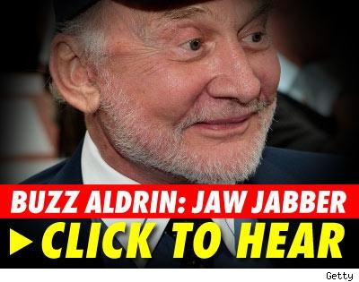 Buzz Aldrin: Click to hear!