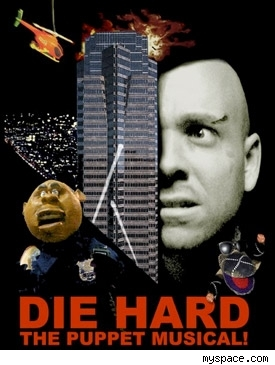 Die Hard the Puppet Musical