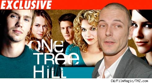 Composte on KFed with One Tree Hill Cast