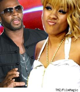 R.Kelly and Keyshia Cole