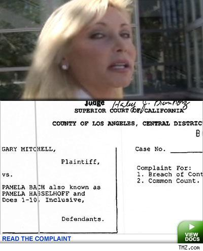 Pamela Bach documents