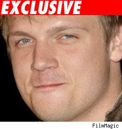 Nick Carter Exclusive