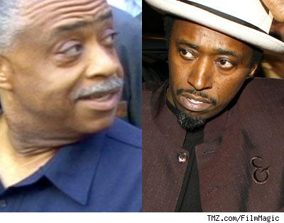 Al Sharpton, Eddie Griffin