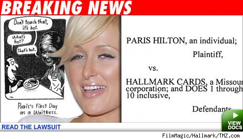 Breaking News: Paris Hilton