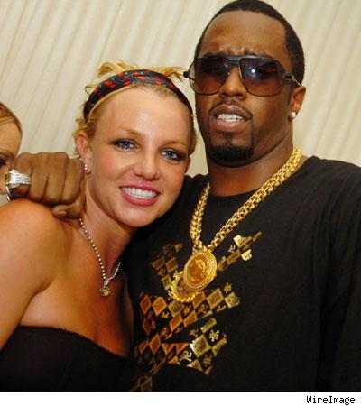 Britney and Diddy